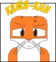 Another Kawa-kun Logo by takeshita-kenji