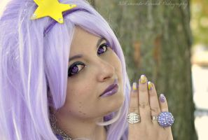 Cosplay - LSP Headshot by SammehChu