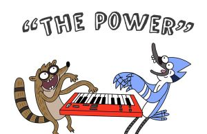 The Regular show wallpaper by irv5567