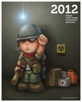2012 is coming by Ryben