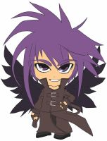 Chibi: Dark Mousy by animereviewguy