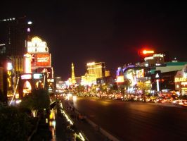 Las Vegas Strip 03 by Zeds-Stock