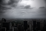 Central Park and Thunderstorms by augustmobius
