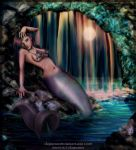 The mermaid's grotto by clayscence
