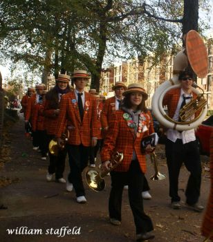 March of the tigers by yaseacabo