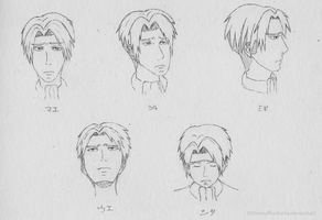 Head positioning with Levi by themuffinshota