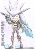 Silver: First Future Warrior by Dogwhitesector