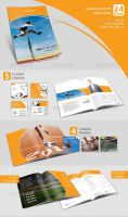 Corporate Annual Report/ Brochure by TonyB3