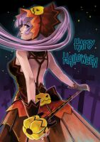Halloween 2011 by zunaki