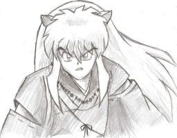 Inuyasha by dmiguez