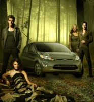 The Vampire Diaries by Solimm