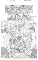 zombieland page 1 pencils by stevesafir