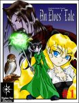 An Elves' Tale - Cover 1 by GhostHead-Nebula