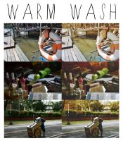 PS Action: Warm Wash by mi-yuu