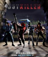 Botkiller Cover by Rexcaliburr