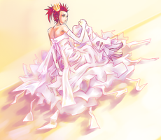 princess axel by sqexgal