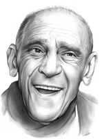 Abe Vigota by gregchapin