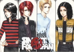 MCR manga version by fialutten