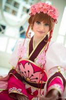 TRC: Sakura-hime waiting for spring! by KoriStarfire