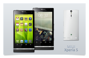 Hands on MIUI Xperia S by utsavshah
