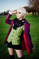 Alois trancy cosplay by Yuri-Core