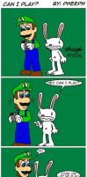 Can I Play?----- the comic by pheeph