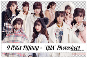 9 PNGs Tiffany - QUA Photoshoot (p3) by SickyJinny