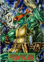 Mikey TMNT by IDW by DKuang
