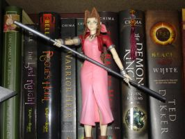 Aerith Figurine by Puja723