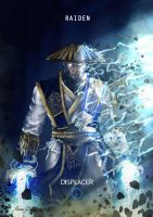 Mortal Kombat X Raiden Displacer by Grapiqkad