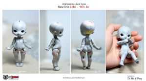 DOLLPAMM New line BEBE(Min-To) by DollPamm