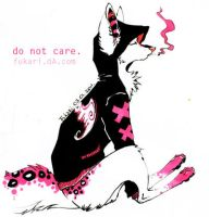 do.not.care by Fukari