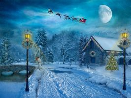 Holiday Night by charmedy
