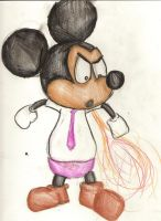 Mickey Mouse? by McCoy92