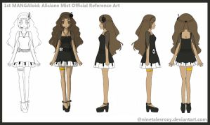 RA: Aliciane Mist by Ninetalesroxy