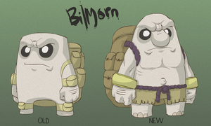 Boondama Comparisons: Bilmorn by hyperboy