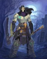 Darksiders 2 Death by ska-fandr