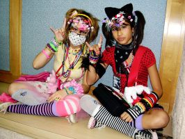 Decora girls by phoenien