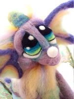 Rainbow Sherbet Dragon by Tanglewood-Thicket