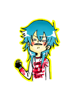 Aoba is Still DONE WITH UR SHIT by NekoRainbow