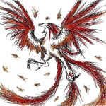 Lines of the Phenix by zubat