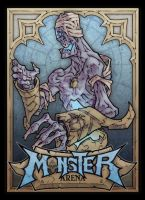 Monster Arena Chatha by NoahW