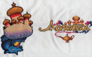 Agrabah completed by Cristiaso