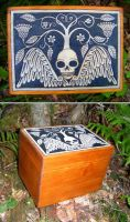 Spirit Work Box by Lolair
