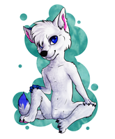 Saifer Chibi by GreyeWolf