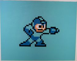 Megaman by InfinitysEnd