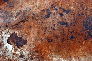 Oxidation 2 - Rust texture by s-i-nthetic-dreams