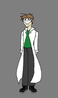 Scientist Cry (ref for CheeseCakePhantom) by Alivoir