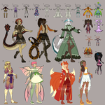ADOPTABLES: Leftovers (OPEN 19/23) by imaginary-shops