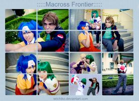 Macross Frontier:::: by Witchiko